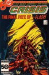 The Death of the Flash - almost permanent, by comic-book standards...
