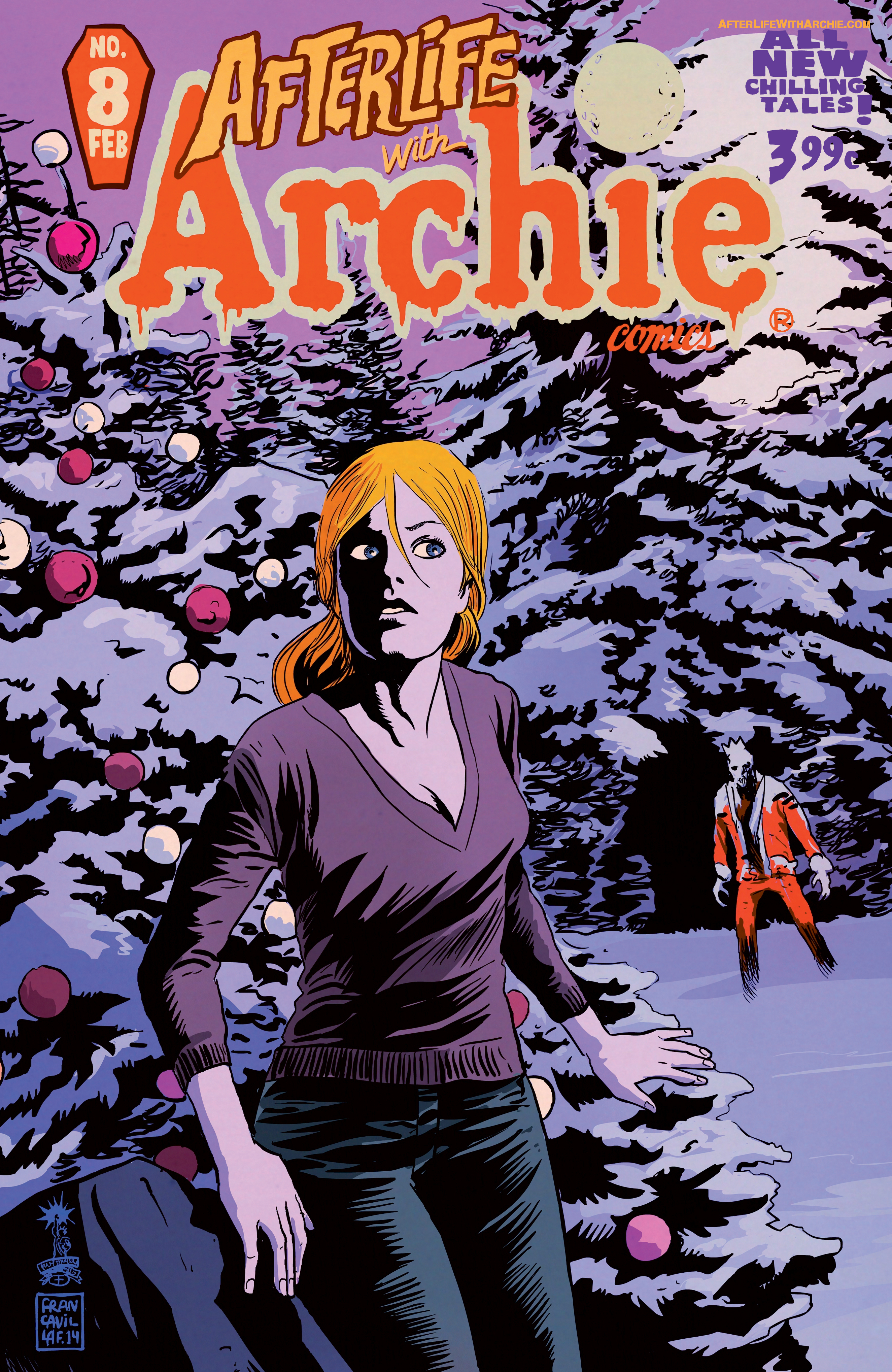 Reader Copies Afterlife with Archie #9 2nd Print